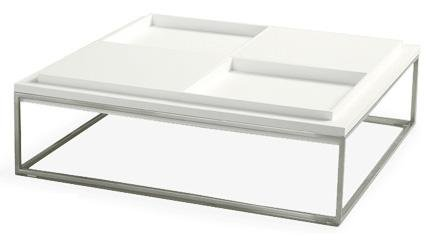Partii Square Coffee Table