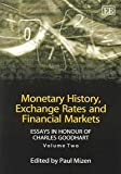 img - for Monetary History, Exchange Rates And Financial Markets: Essays In Honour Of Charles Goodhart book / textbook / text book