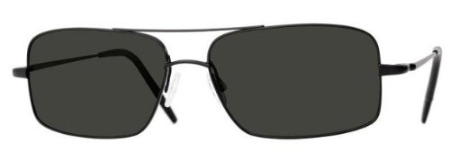 Oliver Peoples Oliver Peoples ARIC Sunglasses Color JET/MIDNIGHT-EXPRESS-POLAR