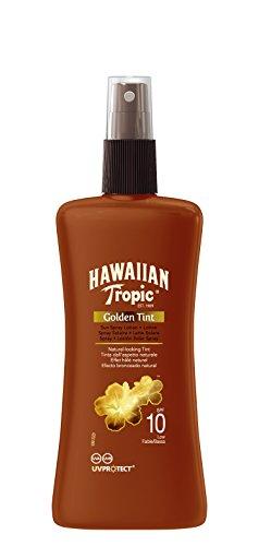 hawaiian-tropic-golden-tint-sun-spray-lotion-spf-10-200-ml