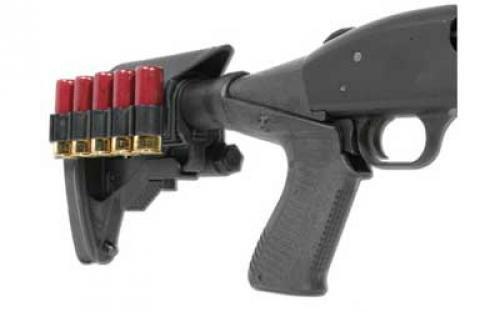 Purchase BLACKHAWK! KNOXX PowerPak System Modular Cheek Piece and Ammo Carrier - Black