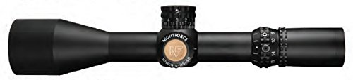 NightForce ATACR 5-25x56mm Riflescope,34mm,Zerostop,.25 MOA,Digillum MOAR-T Reticle