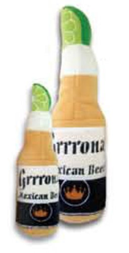 Grrrona Mexican Beer Plush Toy Small