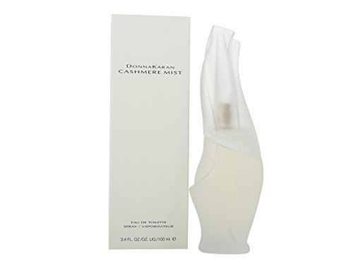 Cashmere Mist By Donna Karan For Women. Eau De Toilette Spray 3.4 Ounces
