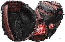 Rawlings Gold Glove Gamer 32-inch Catcher's Mitt, Right-Hand Throw (GGCMPTG)
