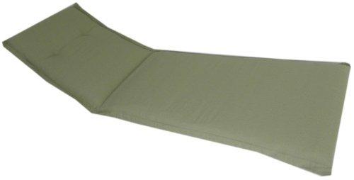 Rollliegen Auflage in oliv grün