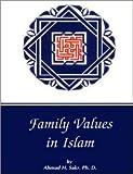 Family Values in Islam (English/Arabic)(PB)