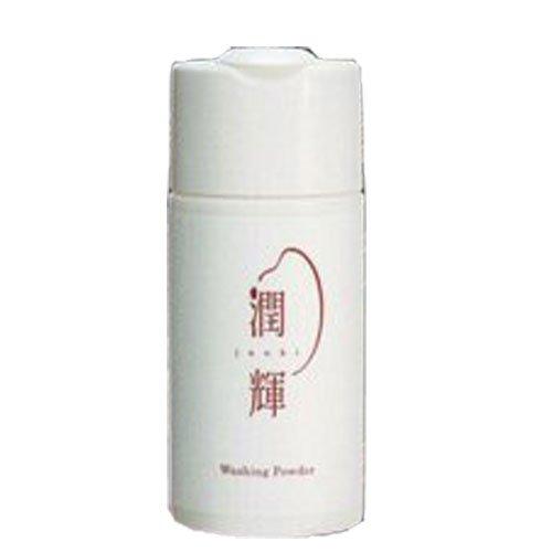 リアル 潤輝 潤い粉洗顔 70g 泡立てネット付 粉末洗顔料 洗顔粉