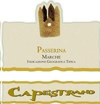 Capestrano Passerina 2012 750Ml