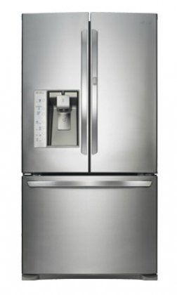 LG LFX31945 Super Capacity 3-Door French Door Refrigerator with Door-in-Door, Stainless Steel