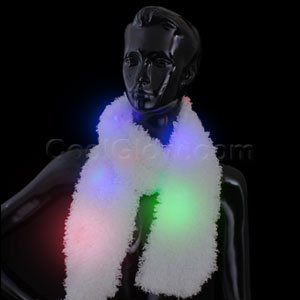 Fun Central C063 LED Light Up Scarf - 1