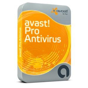 avast! Pro Antivirus 6 (3 User/PC) - 1 Year Subscription