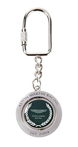 Aston Martin Racing Team Keyring in Silver - 1