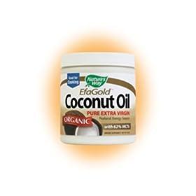 irgin Coconut Oil (Organic): Amazon.com
