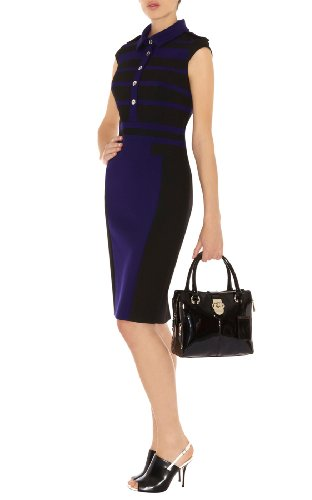 Modern Stretch Tailored Dress