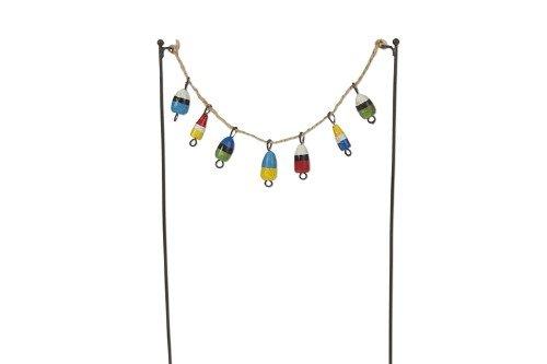 Miniature Fairy Garden Mini Hanging Buoys