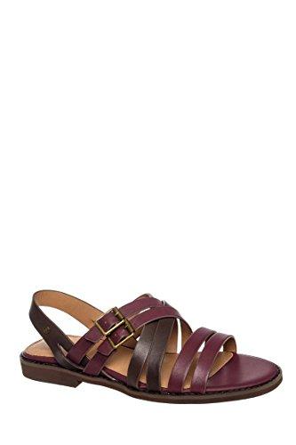 Amidy Low Heel Sandal