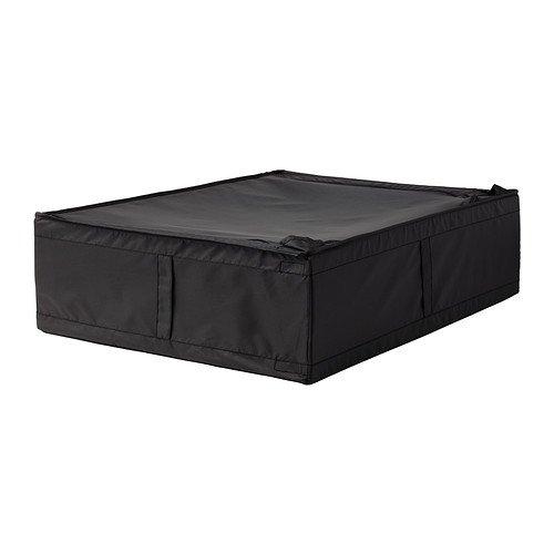 Ikea Unterbettkommode Stoff ~ IKEA 3 er Set Regalfach  Skubb  drei Aufbewahrungsboxen Regaleinsät