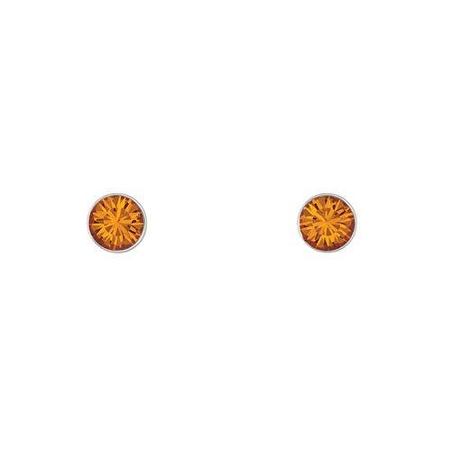 Annaleece Earring - Topaz - Post
