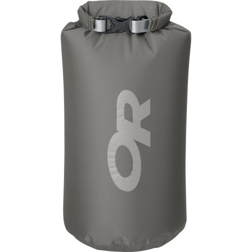 Outdoor Research Lightweight Dry Sack, 35-Liter, Pewter