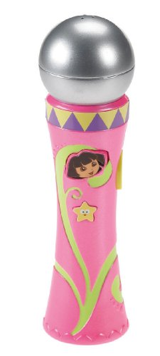 Fisher-Price Dora the Explorer Tunes Microphone