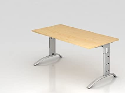 Hammerbacher scrivania FS16 acero