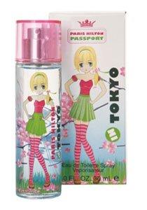 Passport Tokyo per Donne di Paris Hilton - 100 ml Eau de Toilette Spray