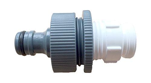Preisvergleich   Wasserhahn Adapter 5 Fach M 22x1 Innen , M 24x1  WillBilliger