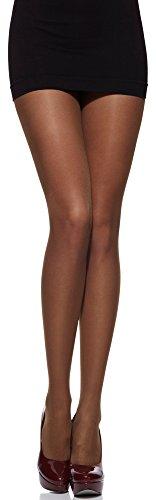 Merry Style Donna Collant con Aloe Vera MS 111 40 DEN (Muscade, 3 (36-40))