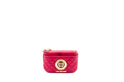 Love Moschino Wallet Quilted Red thumbnail
