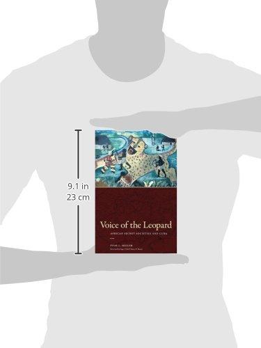Voice of the Leopard: African Secret Societies and Cuba (Caribbean Studies Series)