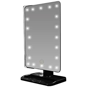 Rucci LED Lighted Movable Vanity Mirror Reviews