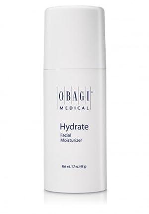 Hydrate, facial moisturizer, 1.7oz.