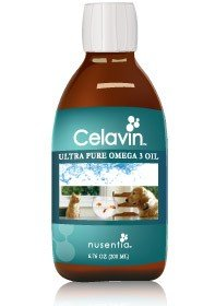 Fish Oil For Dogs & Cats : Pure Omega-3 Fish Oil: Celavin (200 Ml)