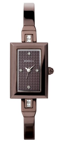 BCBGirls Women's GL4010 Crystal Accented Sun Kissed Bronze Collection Watch