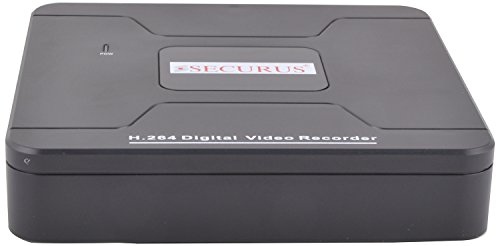 SECURUS (SS-0801R-AHD-M1) HD DVR