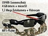 OctaCam KameraSonnenbrille