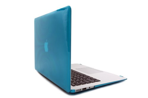 Techno Earth Crystal Frosted Hard Case Cover for Macbook Air 13.3