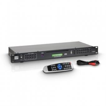 CDMP 1 CD  USB  SD  MP3 Multimedia Player