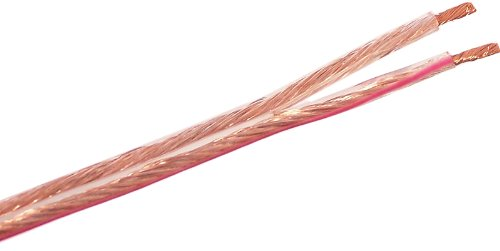 Siig 16-Gauge Speaker Wire For Audio Receivers, Amplifiers And More, 100 Feet (Cb-Au0512-S1)