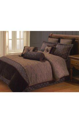 Velvet Comforter Set