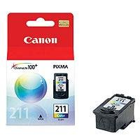 Canon 2976B001 CL-211 Color Cartridge
