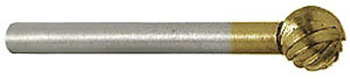 Review Gyros 46-20192 HSS Cutter (For Dremel Type Tools), Ball, 3/16-Inch-Diameter #46-20192