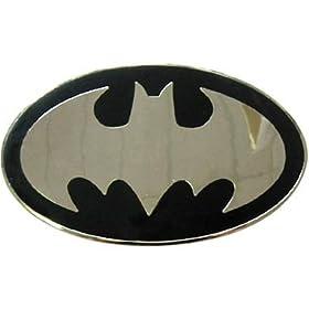 Modern Batman Insignia Belt Buckle