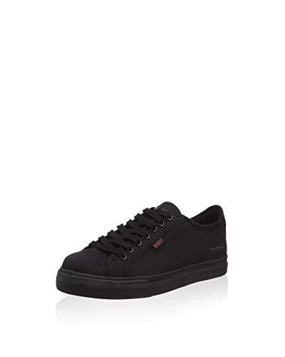 Kickers Sneaker Tovni Lacer Youth [Nero]