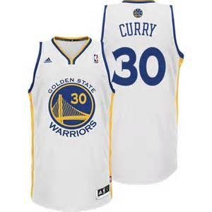 Stephen Curry Youth Golden State Warriors White Replica Basketball Jersey