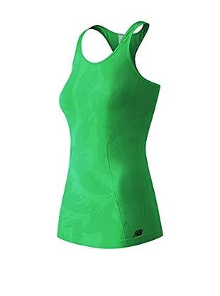 New Balance Top WT61135 (Verde)