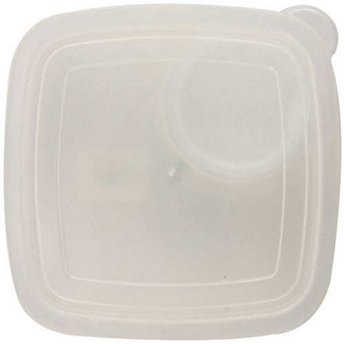 Compac Take A Dip3 Deep Side Clear Food Storage Container With 3oz Dip Section - 1