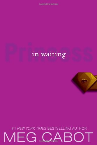 Cover of The Princess Diaries, Volume IV: Princess in Waiting