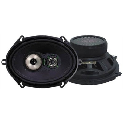 Pair Lanzar Vx573 5X7/6X8¡± 3 Way 230W Car Audio Speakers 230 Watt 5X7 6X8